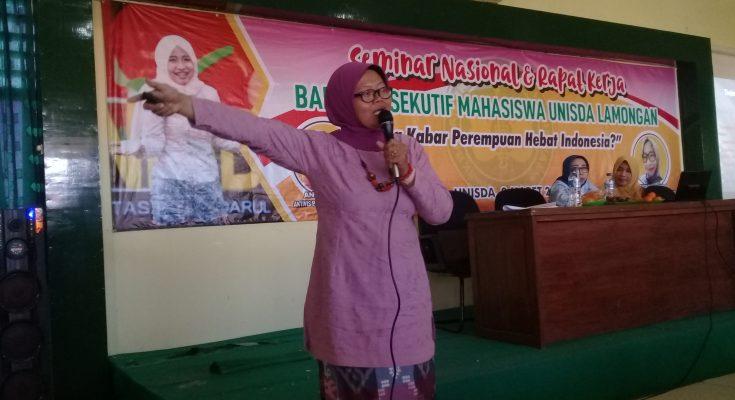 Seminar Nasional Hari Perempuan BEM U