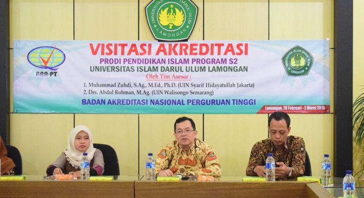 Sekolah Pascasarjana Universitas Islam Darul `Ulum (UNISDA) Lamongan