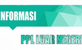 Informasi PPL Luar Negeri