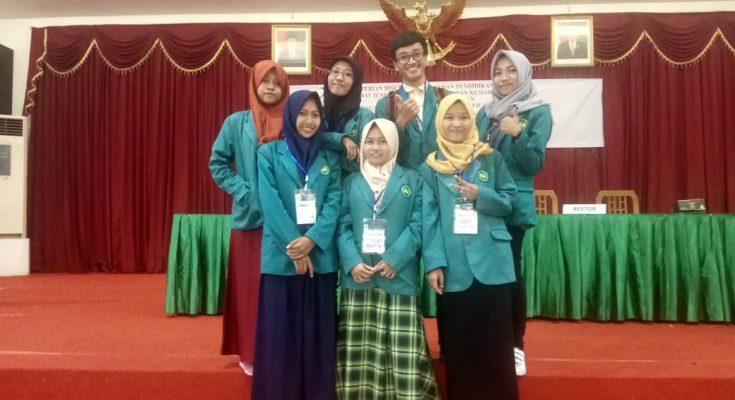 Mahasiswa Ikuti Seleksi ONMIPA-PT